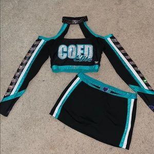 Cheer Extreme Allstars Coed Elite Uniform